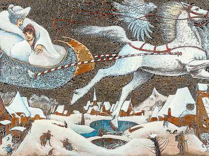 Snow Queen, Vladislav Yerko